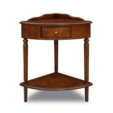 Leick Furniture 9016 Corner Accent Table