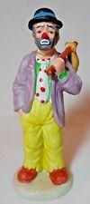 Flamco Emmett Kelly Jr Edition Clown Figurine