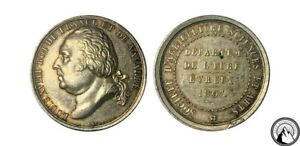 1807 France Silver Medal, Academy of Normandy