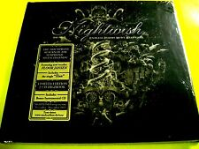NIGHTWISH - ENDLESS FORMS MOST BEAUTIFUL | LIMITED EDITION 2 CD DIGIBOOK OVP