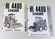 Skid Steer Loader Manuals & Books for Gehl for sale | eBay on gehl ctl70, gehl ctl 75 specs,