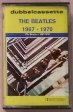 RARE K7 AUDIO THE BEATLES BEST OF 1967 1970 EMI APLLE HOLLAND PRESS 197? TBE