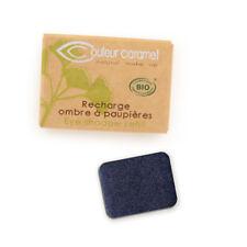 Recharge Fard à Paupières n°108 Nuit Profonde nacr Bio - 1,3 g - Couleur Caramel