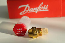 Brennerdüse Danfoss 0,65/45°S Vollkegel Düsenwechsel reduziert den Ölverbrauch