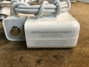 Genuine Apple 85W Magsafe Adapter Charger for 15'' & 17'' MacBook Pro Used A1343