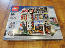 LEGO MODULAR 10218 PET SHOP **BRAND NEW & SEALED** - Parcelforce 48 delivery