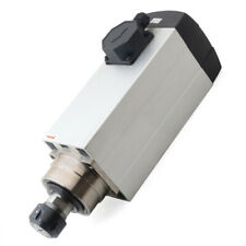 6000w Er32 Spindle Motor Air Cooled Cnc Router Mill Engraving Grinding Machine