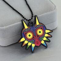 Game The Legend of Zelda Owl Logo Necklace High Quality Colorful Enamel Pendant