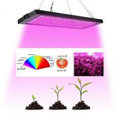 600W LED Grow Light Hydroponic Full Spectrum Indoor Veg Flower Plant Lamp Panel