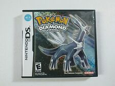 Pokemon Diamond Version Nintendo DS COMPLETE with Case Manual and Game Cartridge