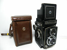 Yashica Vintage Equipment
