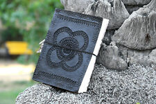 Handmade Leather Journal Diary Celtic bound Sketchbook Notebook Gift Artist Book