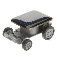 Mini Solar Powered Robot Racing Car Vehicle Educational Gadget Children Toy Gift