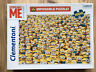 CLEMENTONI DESPICABLE ME IMPOSSIBLE PUZZLE 1000 PIECE JIGSAW NEW & SEALED