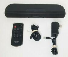 Insignia Mini 12 Inch Sound Bar NS-SB216 SoundBar Bluetooth Optical Rca W Remote