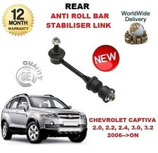 PER CHEVROLET CAPTIVA 06   IN POI BARRA ANTIROLLIO POST. STABILIZZATRICE