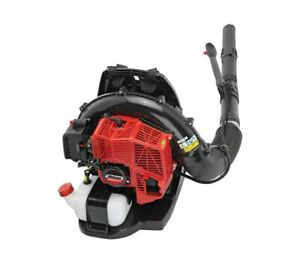 Shindaiwa EB600RT 58.2cc 2-Stroke Backpack Blower 216 MPH Speed