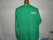 NBA Boston Celtics Special Mass Lottery Logo Longsleeve Shirt Size L (NWOT)
