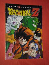 DRAGON BALL Z- N°4 - ZETA ANIME COMICS - N° 10 - MANGA STAR COMICS
