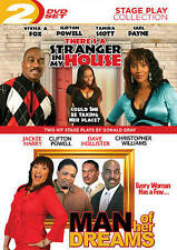 Theres a Stranger in My House/Man of Her Dreams (DVD, 2011, 2-Disc Set)