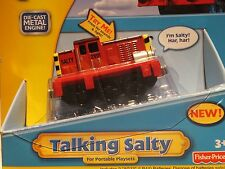 BRAND NEW Take Along/Take-n-Play Thomas 'TALKING SALTY' - FREE P&P!