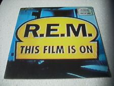 R.E.M.  / THIS FILM IS ON Europe Laserdisc Pal version