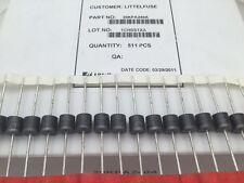 20KPA240A Littelfuse, 20kW 240 VWM 387 VC 52.2 Amp, TVS Diode, Unidirectional