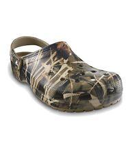Crocs Classic Realtree Camouflage V2 Slip-On US Size 10 Mens NWT Camo