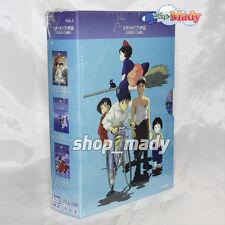 Paq. Box Set Studio Ghibli Vol. 5  en DVD Región 1 y 4 Español Latino
