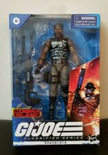 "GI Joe Classified Series Cobra Island Roadblock #11 Hasbro 6"" Figure In-Hand"