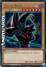 MAGO NERO • (Dark Magician) • Ultra R • YGLD ITB02 • Yugioh! • ANDYCARDS