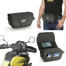 Givi T516 Universal Adventure Touring Motorcycle Motorbike Handlebar Bag / Pouch
