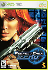 Perfect Dark Zero Xbox 360 Game