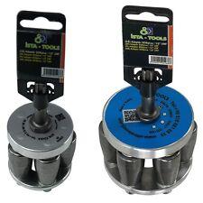 Trapanno martello SDS-Plus estensore tubo Set DN 76 + 60 Manicotti Zieher, caso tubo estensore, manicotto tubo,