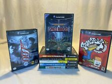 Nintendo GameCube Games You Pick!! Tested- $17.99 & Up- !!FREE SHIPPING!!