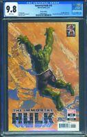 Immortal Hulk 15 (Marvel) CGC 9.8 White Pages Marvels 25th Ann Variant Alex Ross
