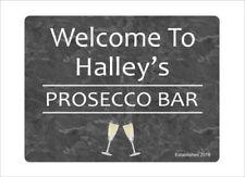 Patternless Bar & Pub Decorative Plaques & Signs