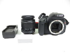 Canon EOS Rebel T3i DSLR Camera with 18-55mm IS Lens