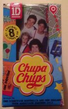 One Direction - Australia/New Zealand 2013 Tour Chupa Chups Money Box Tin BNIB