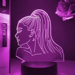 New Ariana Grande 3D Lamp 2021 LIMITED PRICE!