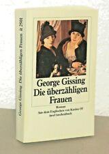 George Gissing - Die überzähligen Frauen