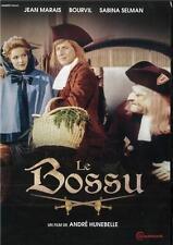 DVD *** LE BOSSU *** avec Jean Marais, Bourvil ( neuf sous blister )