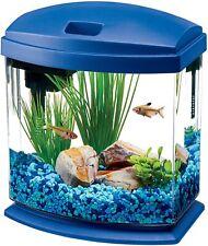 Aqueon MiniBow Aquarium Starter Kit W/ LED Light 3-Styles Fish Tank 1-5Gal