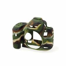 easyCover Silicone Skin Camera Armor Case to fit Canon 5D MkIII 5Ds 5DsR - Camo