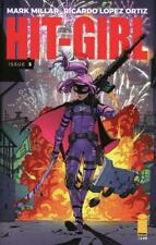Hit-Girl #3 Image Comics KICK ASS MARK MILLAR 1st Print COVER A