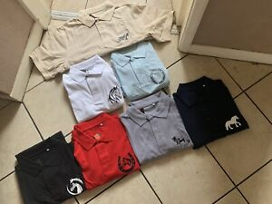 Horse Riding equestrian Polo Shirt t shirt 7 different colours & logos unisex