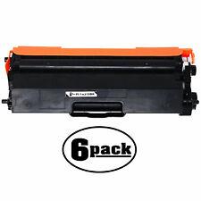 6-Pack Black Laser Toner Cartridge for Brother MFC 9460CDN, DCP 9270CDN Printer