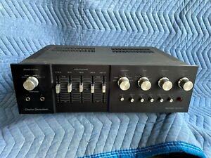 Harman Kardon Citation Seventeen 17 Preamplifier pre amp