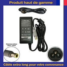Chargeur Pour Lenovo ThinkPad X120E X121 X121E X201T X220T X130E X131E 2339-28U