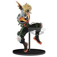 Banpresto MY HERO ACADEMIA THE AMAZING HEROES Bakugou Katsuki Figure Anime